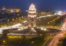 De Bangkok a Phnom Penh