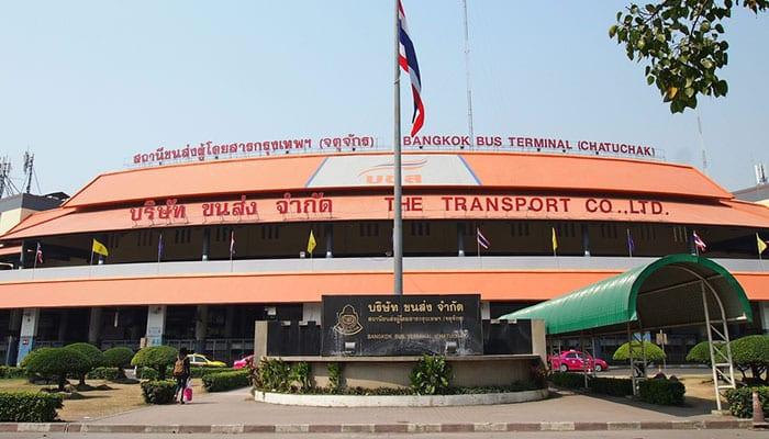 Terminal norte de autobuses (Mo Chit)