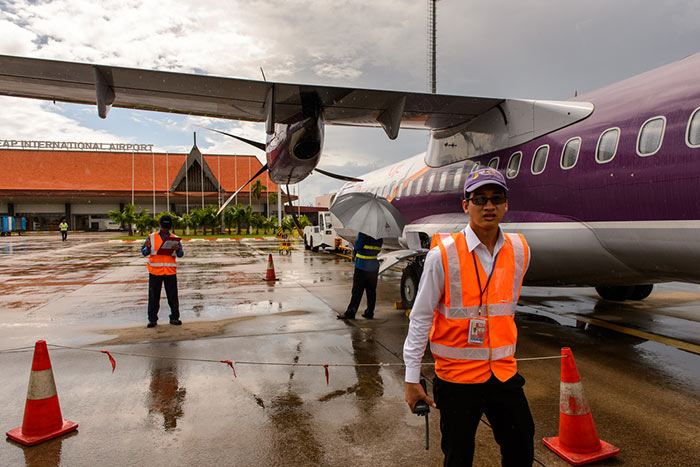 Vuelos de Siem Reap a Sihanoukville