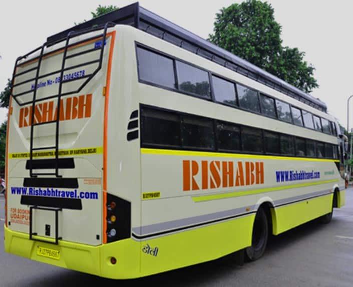 Autobuses de Delhi a Jaipur