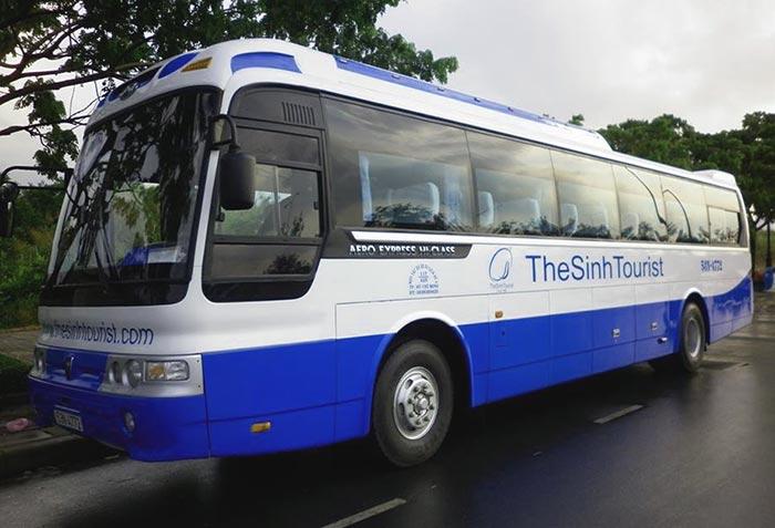 De Hanói a Hue en autobús
