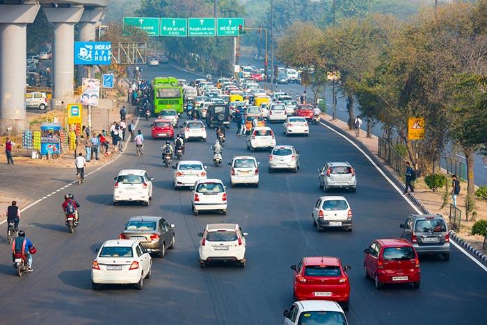 Formas de ir de Delhi a Jaipur