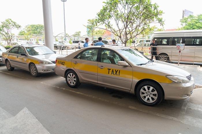 De Phnom Penh a Sihanoukville en taxi