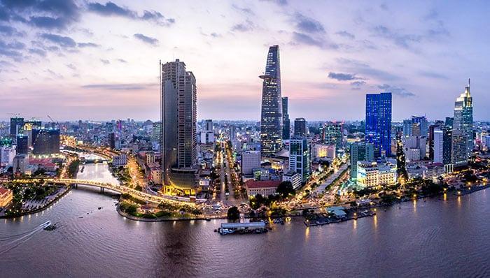 Opciones para viajar de Ho Chi Minh a Phnom Penh