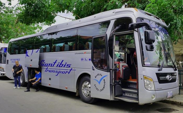 En autobús de Phnom Penh a Sihanoukville