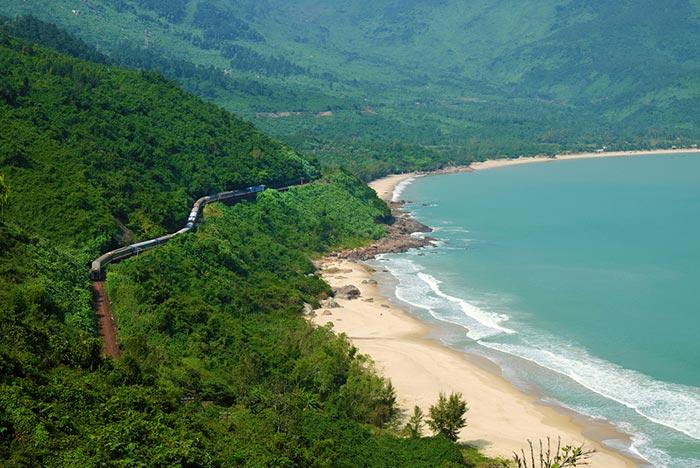 Formas de viajar de Da Nang a Hue