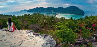 De Phuket a Phi Phi