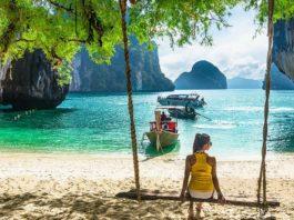 Von Phuket nach Krabi