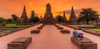 De Bangkok a Ayutthaya