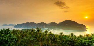 De Krabi a Phi Phi