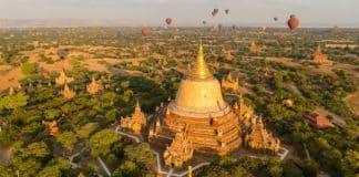 Von Mandalay nach Bagan