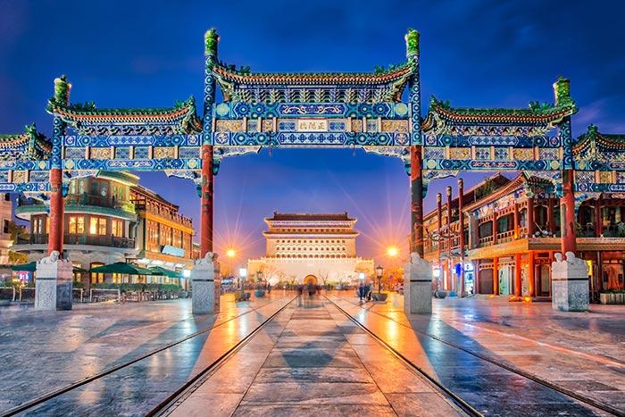 Opciones para viajar de Pekín a Shanghái