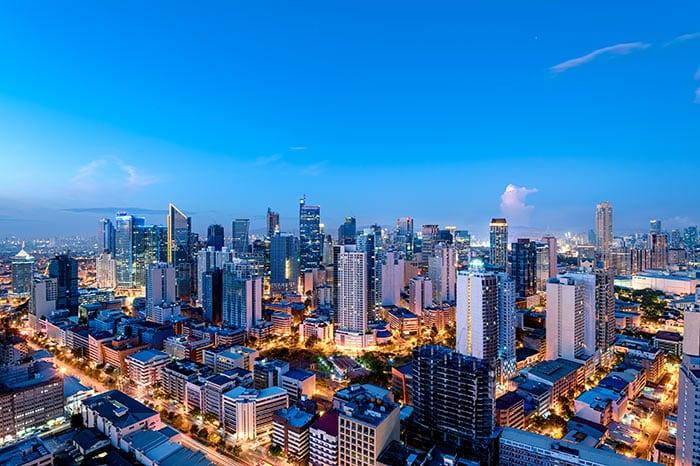 Opciones para viajar de Manila a Cebú
