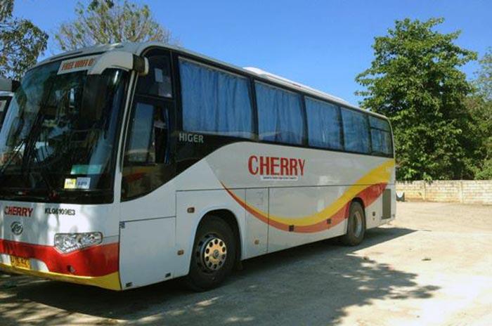 Autobús de Puerto Princesa a El Nido