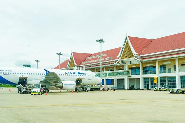 Vuelos de Vientián a Luang Prabang