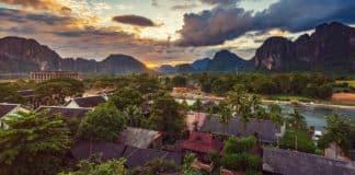 De Luang Prabang a Vang Vieng