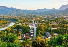 De Chiang Mai a Luang Prabang