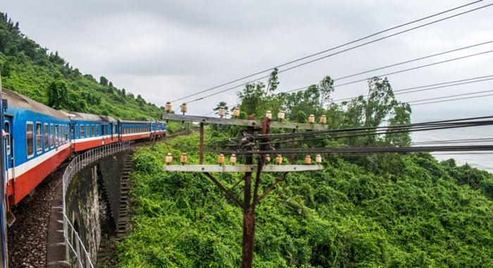 Tren de Hanói a Ninh Binh