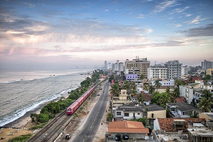 Opciones para viajar de Colombo a Galle