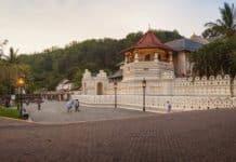 De Colombo a Kandy