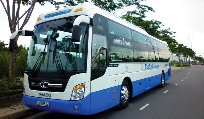Autobús privado de Da Nang a Hoi An