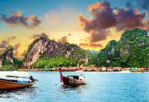 De Krabi a Phuket