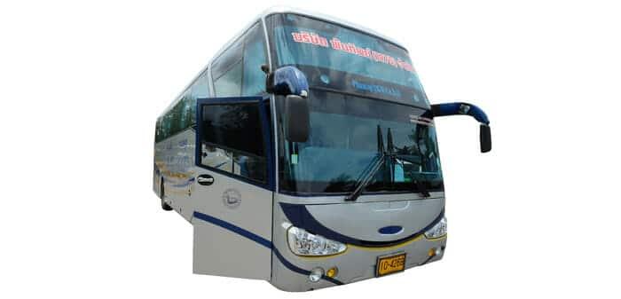 De Krabi a Phuket en autobús