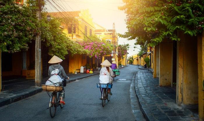 Opciones para viajar de Da Nang a Hoi An