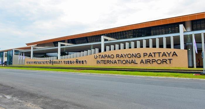 Aeropuerto Internacional U-Tapao Rayong de Pattaya