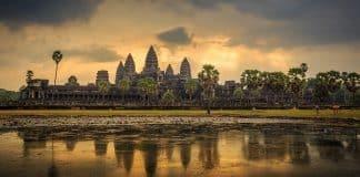 De Bangkok a Camboya