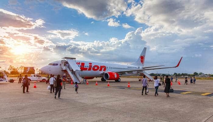 De Koh Phangan a Bangkok en avión