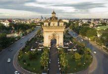 De Bangkok a Vientián