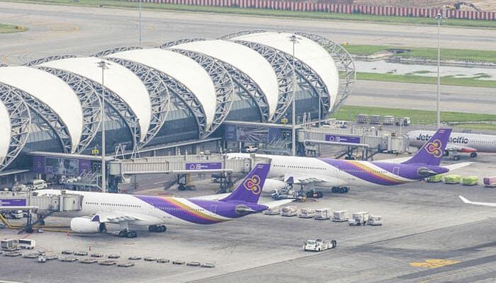 Vuelos de Bangkok a Vientián