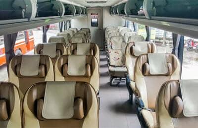 Green Bus en Tailandia