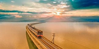Viajar en tren por Tailandia
