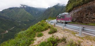 Viajar en autobús por Vietnam