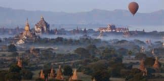 De Rangún a Bagan
