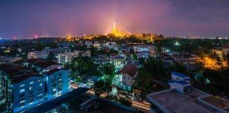 De Bangkok a Rangún