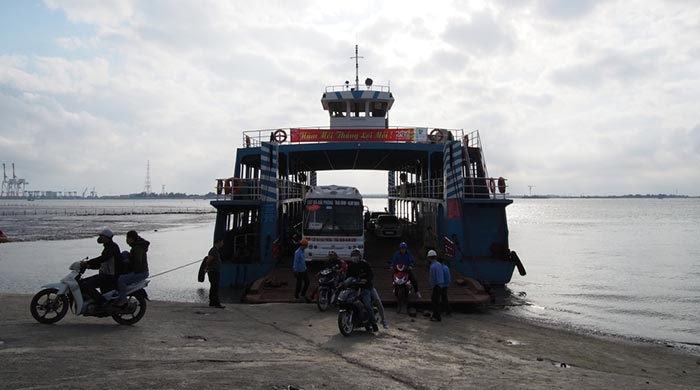 Opciones para viajar de Hanói a Cat Ba