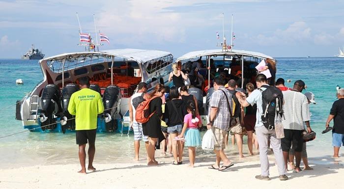 Opciones para viajar de Hat Yai a Koh Lipe