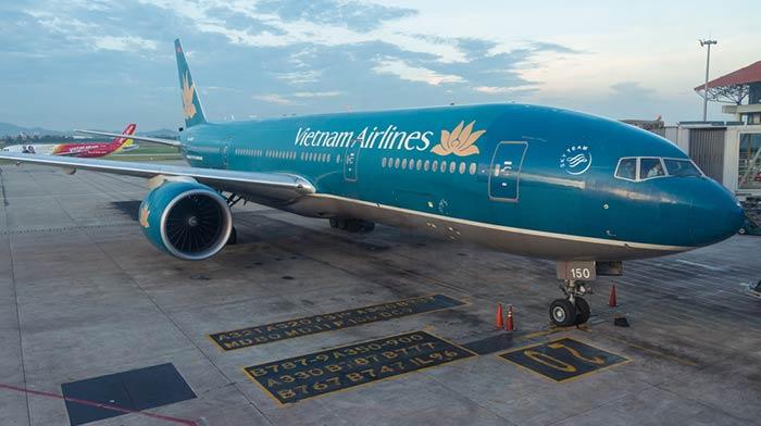 De Ho Chi Minh a Da Nang en avión