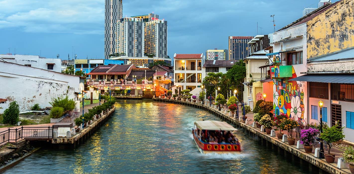 Opciones para viajar de Kuala Lumpur a Malacca