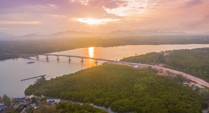 Opciones para viajar de Ao Nang a Koh Lanta