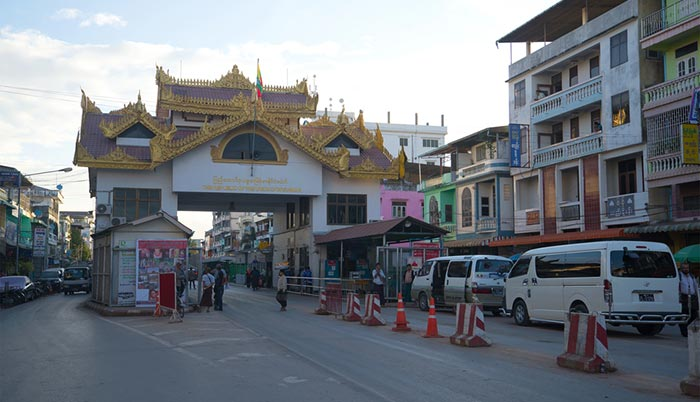 Opciones para viajar de Bangkok a Rangún
