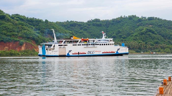 Ferry público de Bali a Lombok