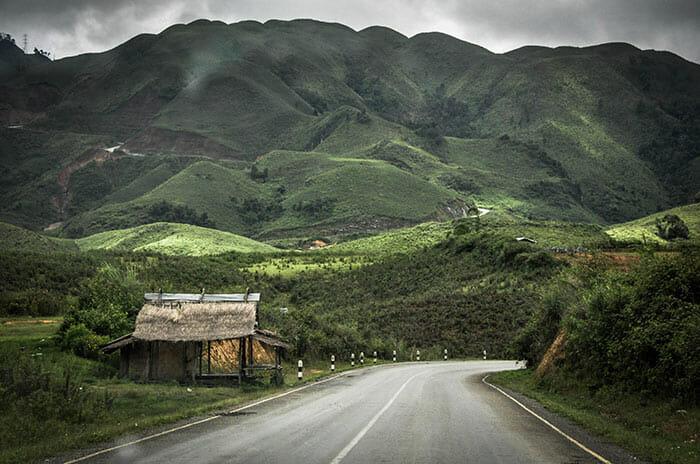 Opciones para viajar de Vientián a Vang Vieng