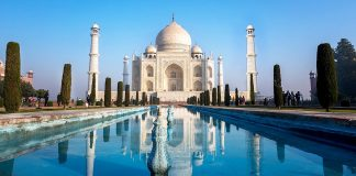 De Delhi a Agra