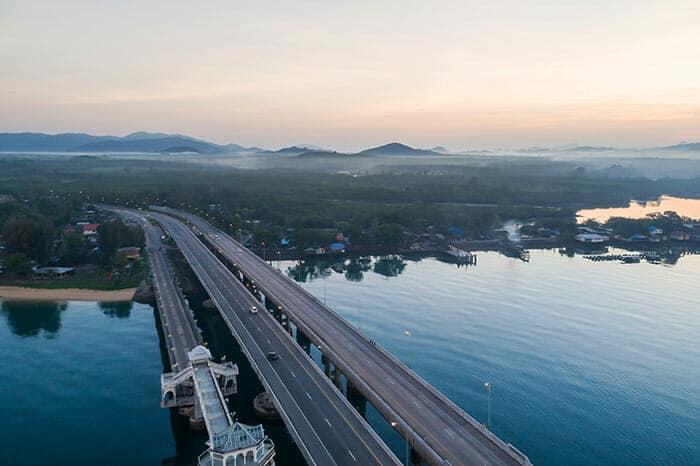 Opciones para viajar de Phuket a Khao Lak