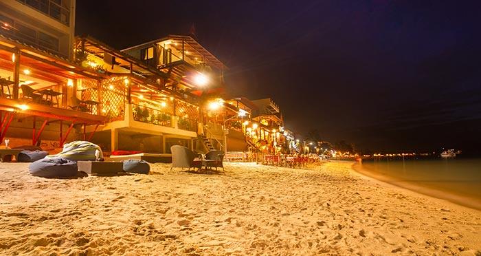 Opciones para viajar de Pattaya a Koh Samui