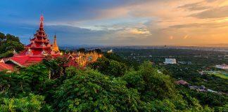 De Rangún a Mandalay